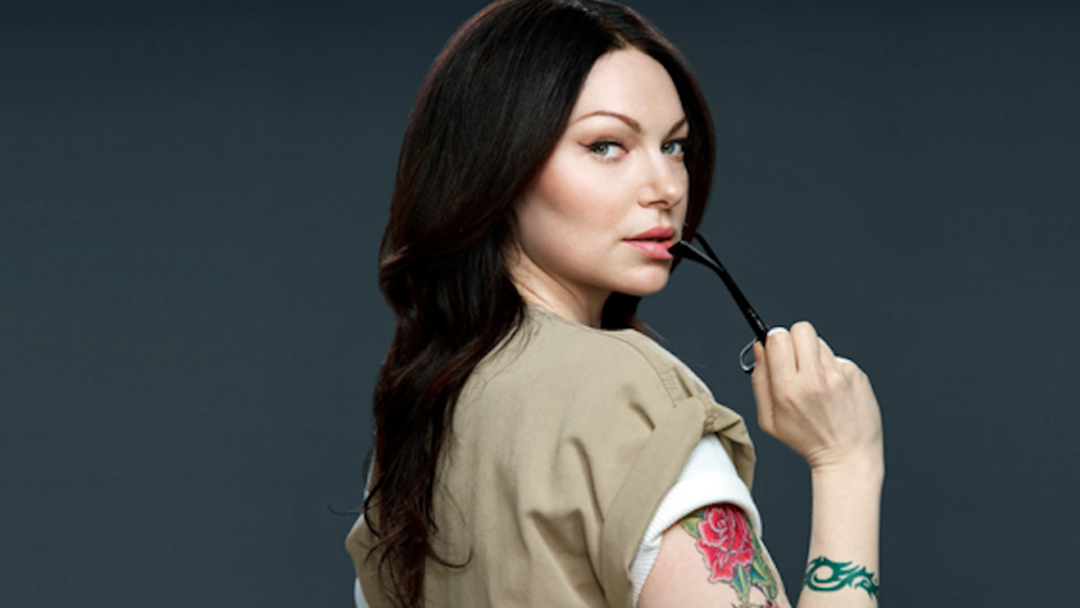 Orange Is The New Black's Laura Prepon Welcomes Baby Girl