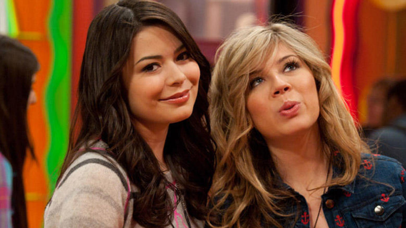 Article heading image for Fans Are Losing Their Sh@# Over iCarly's Doppelgänger