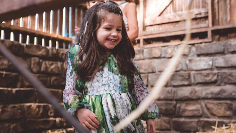 Article heading image for This $1,135 Kid's Dress Has The Internet Divided