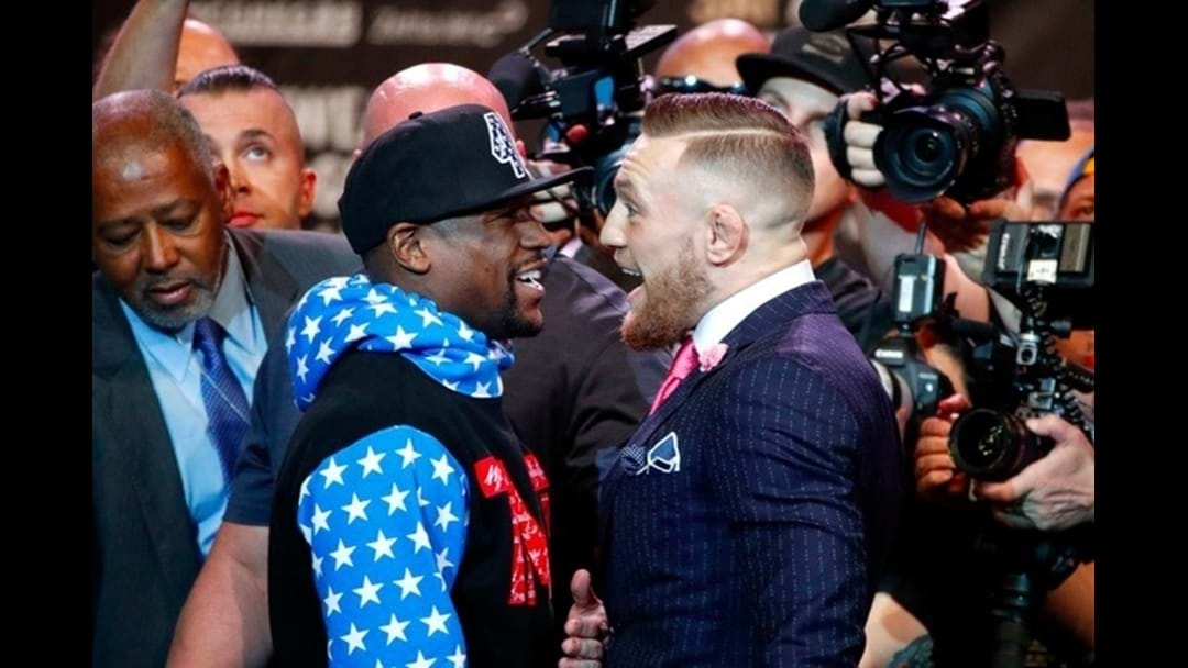 Where to watch the Mayweather vs McGregor fight