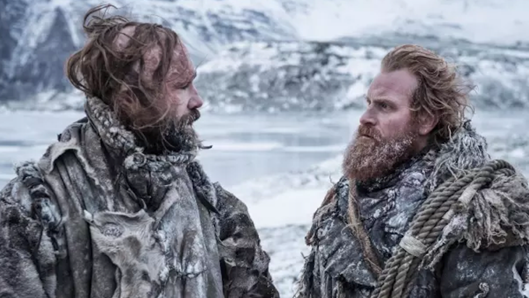 This Footage Of GOT's 'The Hound' Changes EVERYTHING