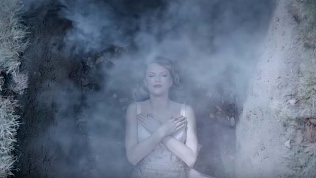 Video Proof The Old Taylor Swift Is Definitely NOT Dead