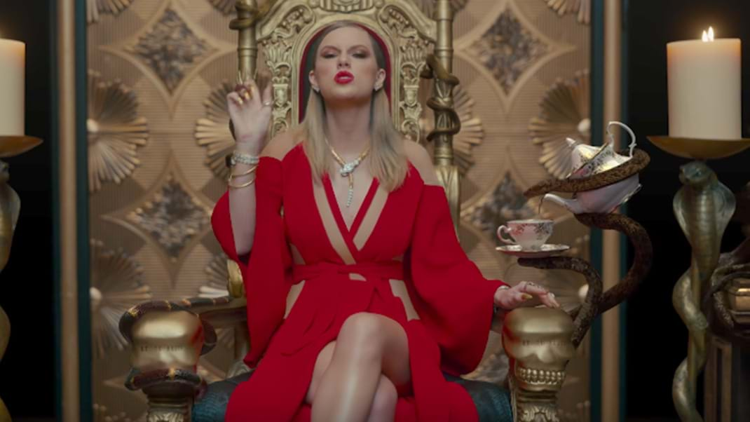 Taylor Swift's 'Look What You Made Me Do' Breaks Multiple Records