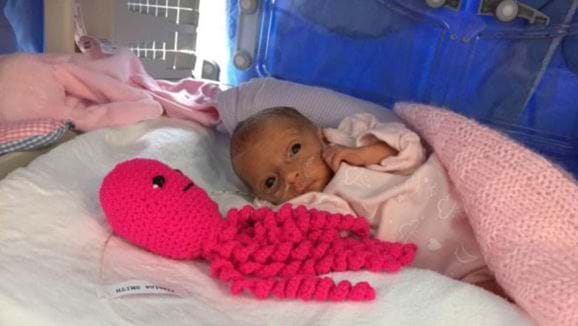 Article heading image for Help For Premature Babies