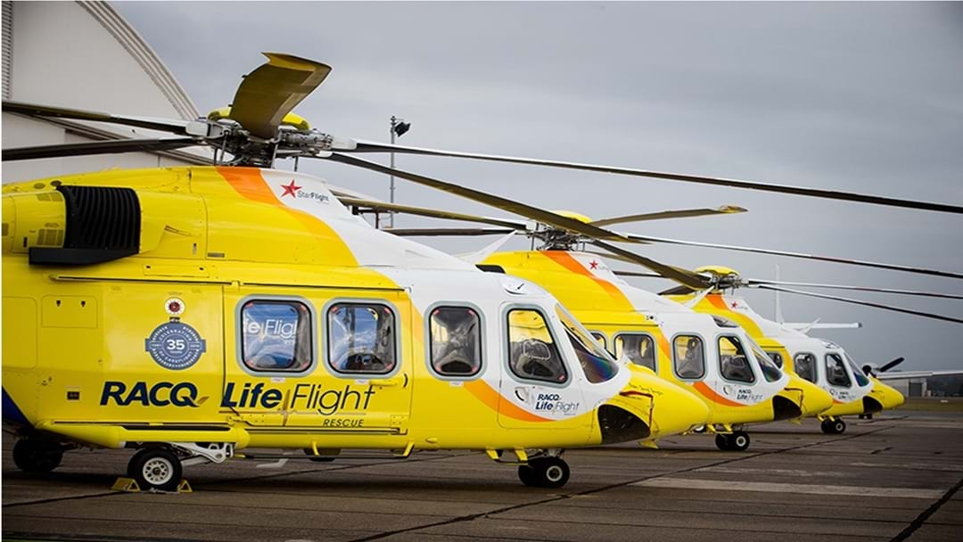 LifeFlight Wraps Up Busiest Year On Record
