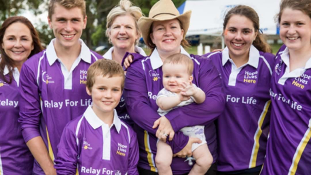 Orana Relay For Life A Clear Success