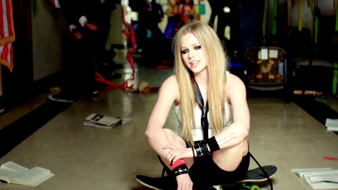 Grab Your Tie, Avril Lavigne Has Some Very Exciting Music News!