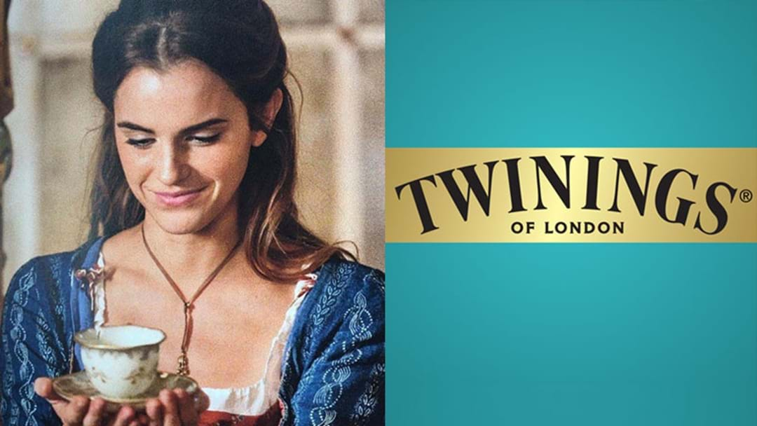 Twinings Has Teamed Up With Disney To Give You Beauty & The Beast Tea!
