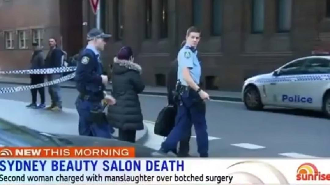 Second Woman Charged Over Botched Breast Surgery Death