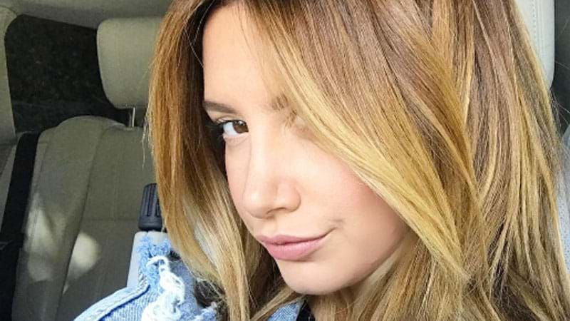 Article heading image for Ashley Tisdale Is Releasing NEW Music After Almost A Decade