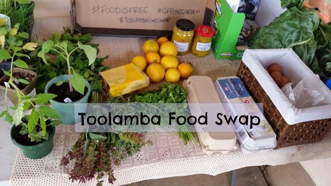 Toolamba Monthly Food Swap
