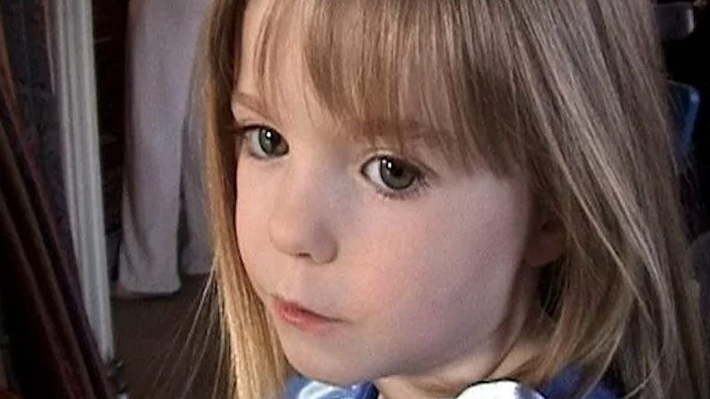 Netflix is making a 'true crime' documentary about Maddie McCann