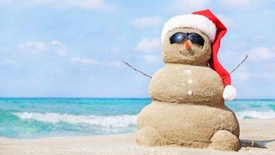 Melbourne's Forecast for Christmas Day