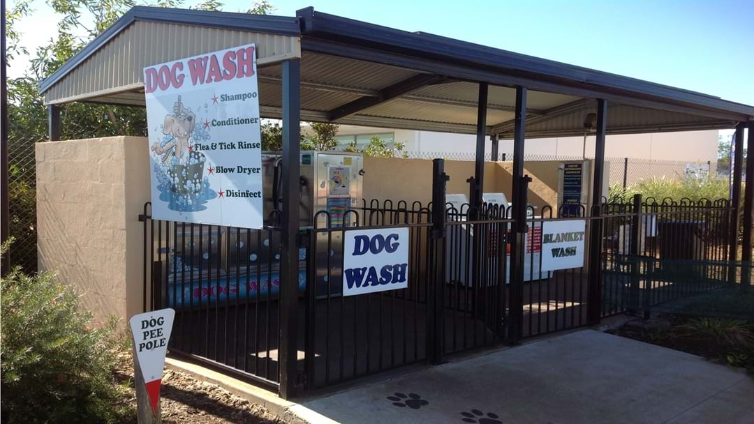 Kingaroy Car and Dog Wash Targeted for a Second Time