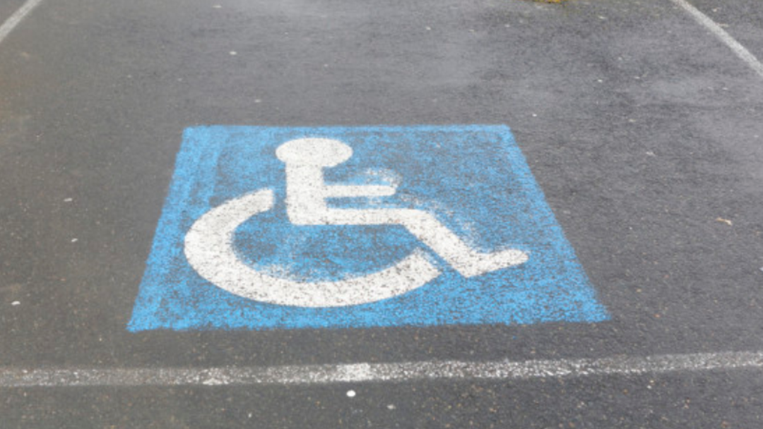 Calls For Demerit Point Penalties For Parking In Disabled Spot Without Permit