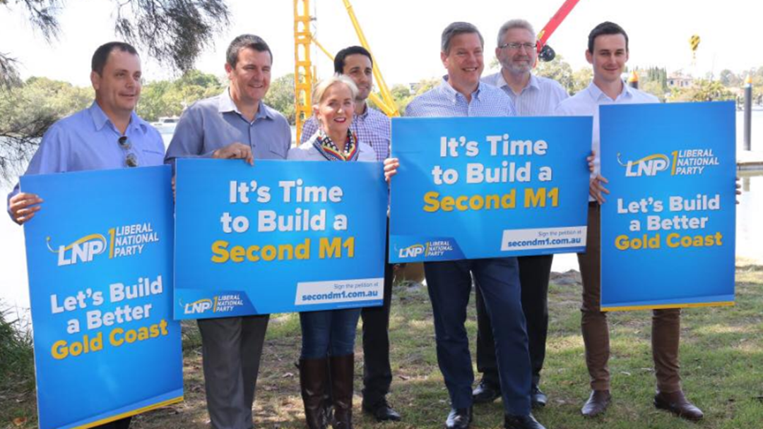 Petition For 'Second M1' Between Brisbane And Gold Coast