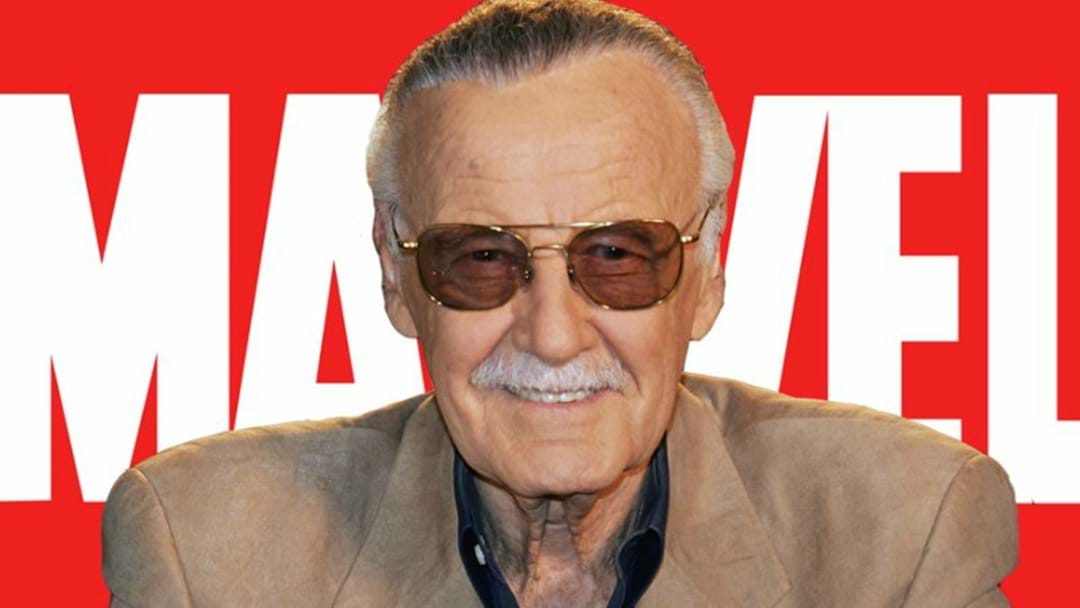 MARVEL FANS: Stan 'The Man' Lee Is Coming To Brisbane THIS November!