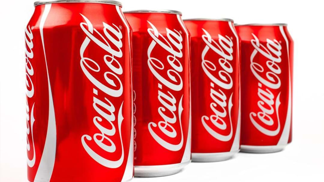 Coca-Cola Changing The 'Original' Formula To Cut Down On Sugar Content