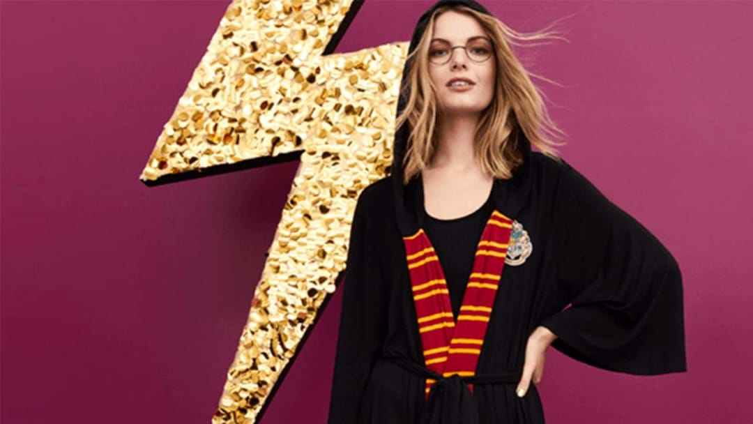 Peter Alexander Has Released A Magical New Line Of Harry Potter PJs!