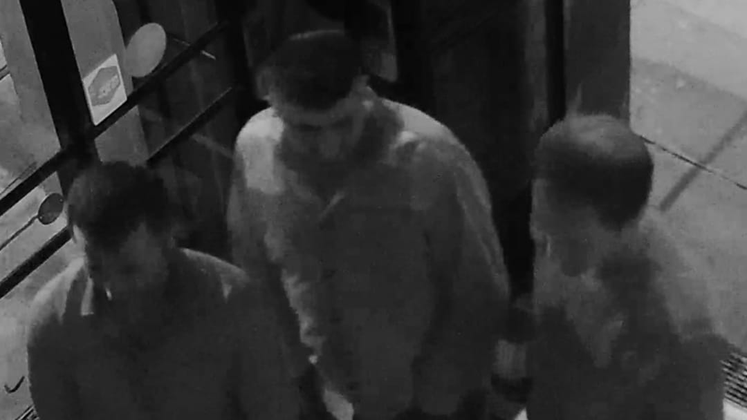 Help Victoria Police Find These Men