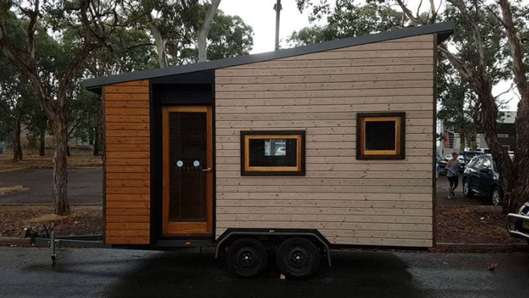 MAN ARRESTED IN QLD AFTER STEALING TINY HOUSE FROM ACT
