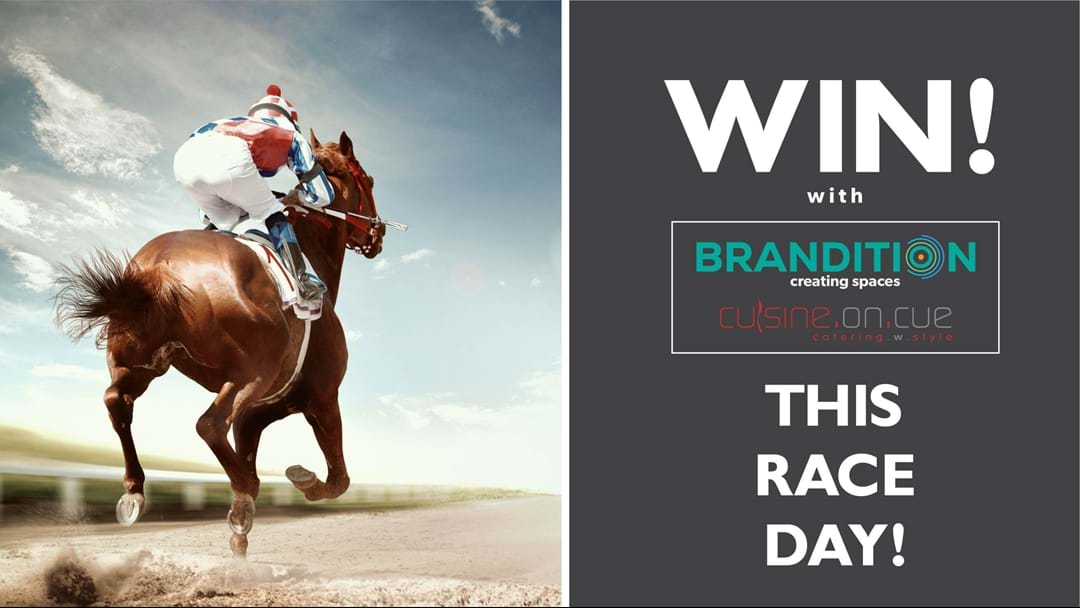 Enter to win a styled race day cocktail party, by Brandition