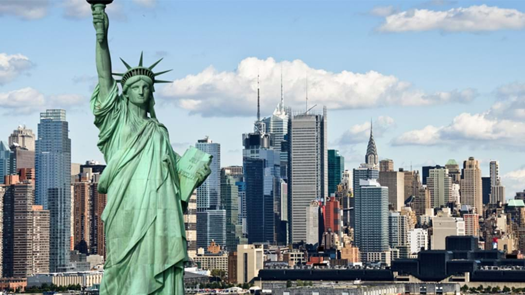 Here's How You Can Win A FREE Trip To New York Next Month