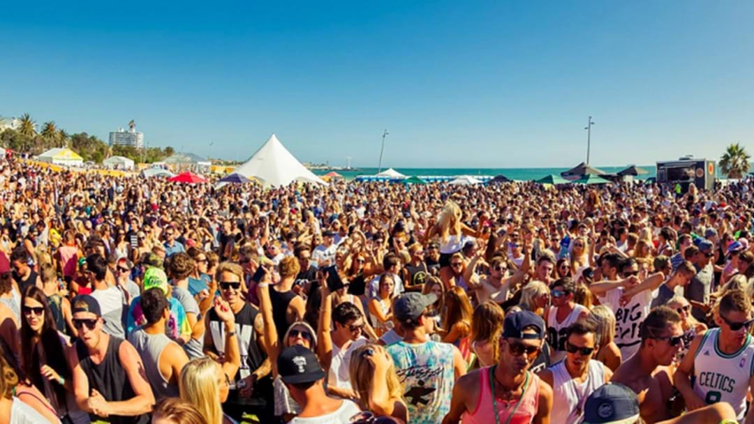 SandTunes Festival is coming to the Gold Coast next year!