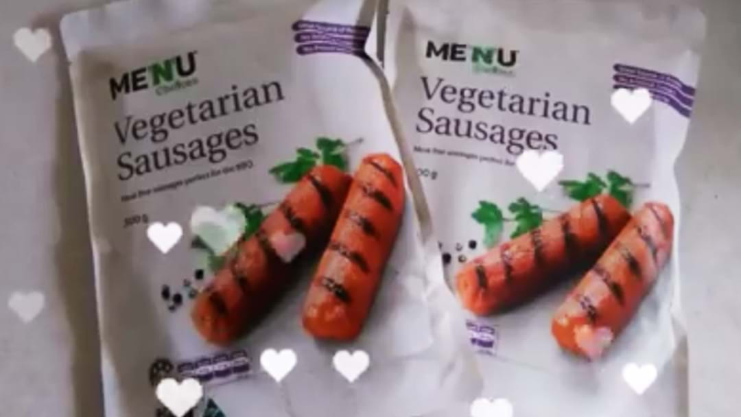 GROUNDBREAKING ALDI NEWS: Vegetarian Sausages Have Arrived