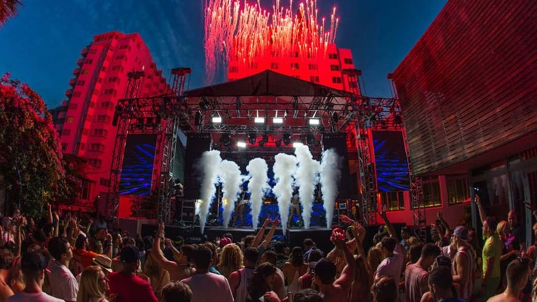 Police Have Charged 45 Festival Goers With Drug Offences In Sydney
