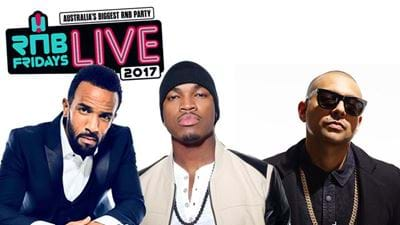 Win your way to RnB Fridays Live!
