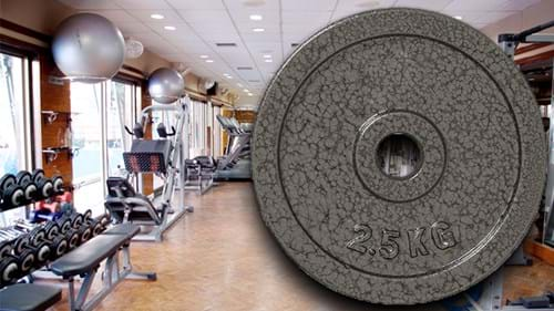 Man gets 'very sensitive' body part stuck in weight at gym
