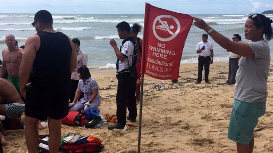 Australian Woman Drowns While On Holiday In Phuket