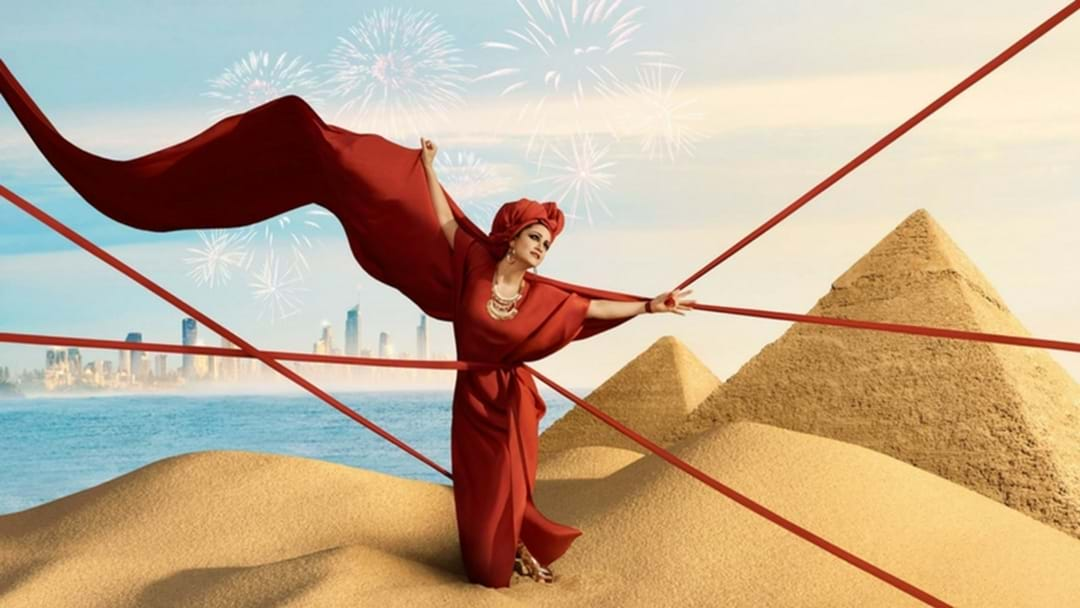 AIDA on the beach kicks off this week!