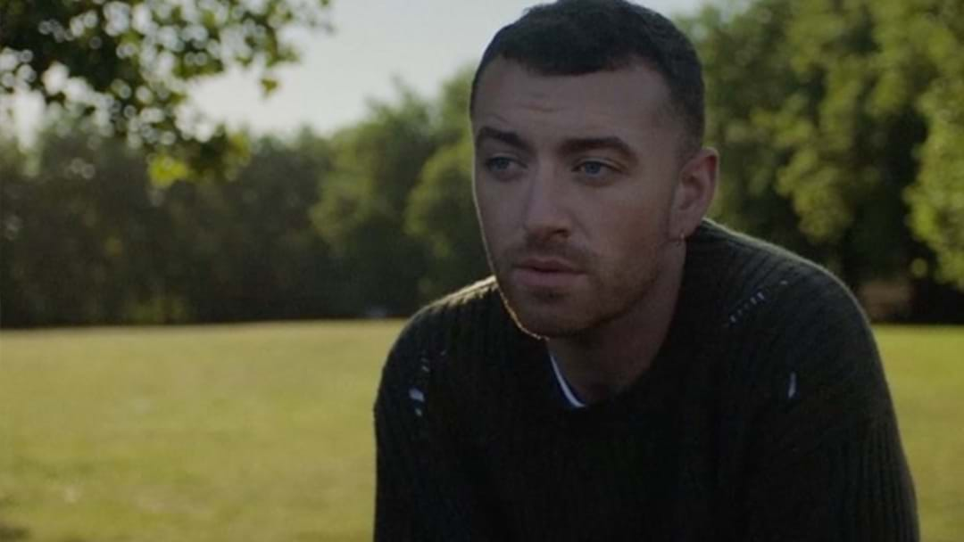 Sam Smith's New Film Clip Is EXACTLY What Australia Needs Right Now