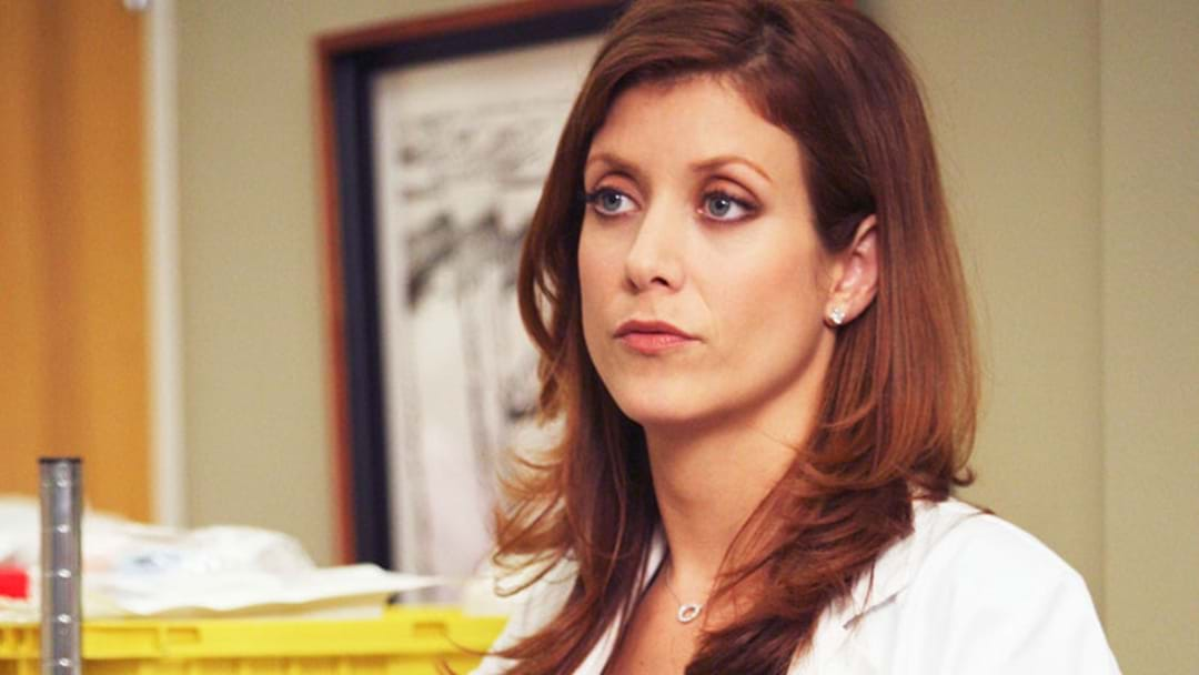 Grey's Anatomy's Kate Walsh Reveals Her Battle With A Brain Tumour