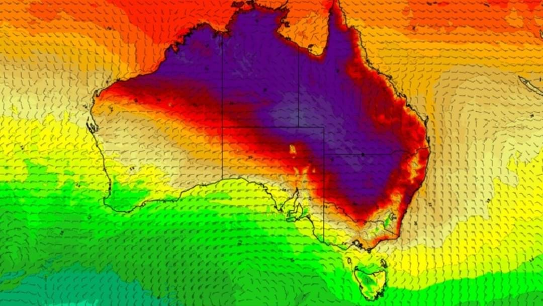 Firees On Edge With Extreme Bushfire Conditions Expected During Weekend Heatwave