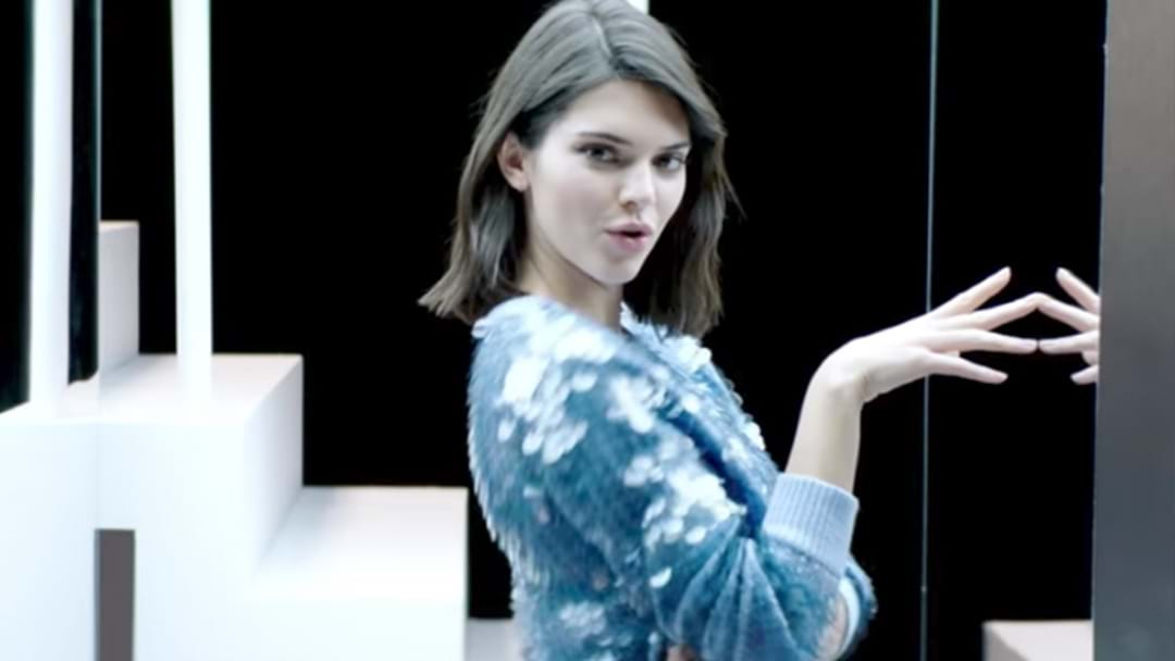 Kendall Jenner Lipsyncs To Fergie's New Song In Bizarre New Film Clip