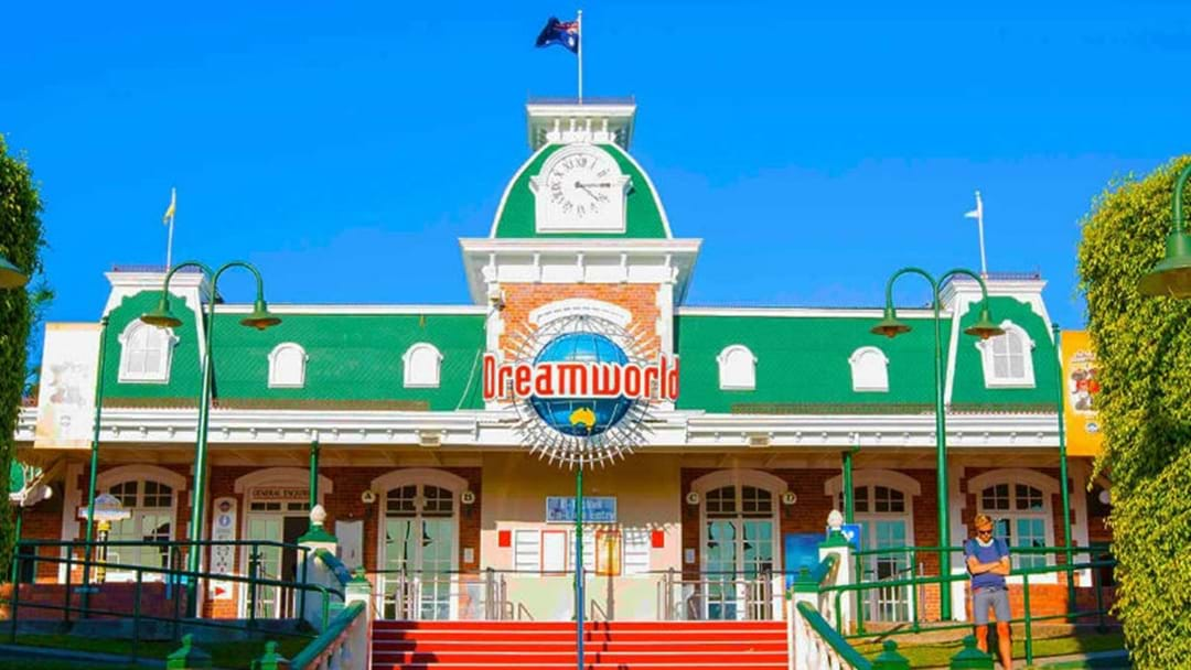 MORE RIDES OPEN AT DREAMWORLD
