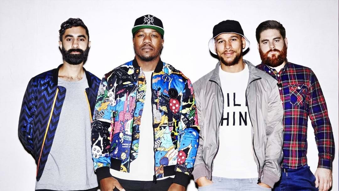 Rudimental To Headline MTV Eats & Beats!