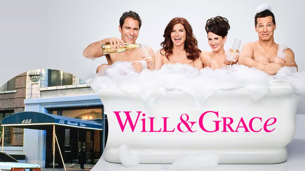 Article heading image for We Visited All Of The Real Life 'Will & Grace' Locations!