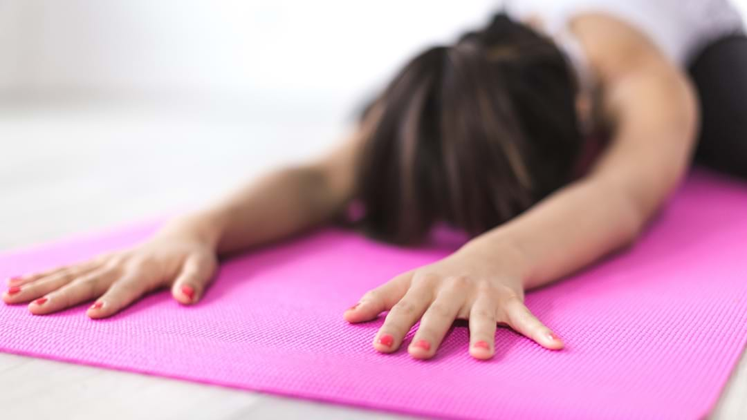 Can Your Yoga Matt Give You Herpes?