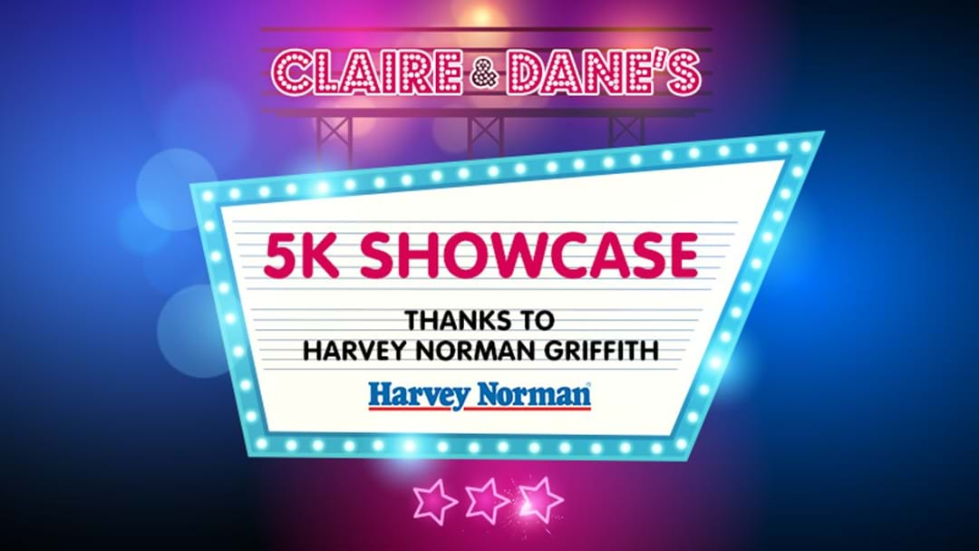 Claire and Dane's 5K Showcase!