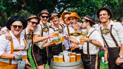 Adelaide Get Your Lederhosen Ready!