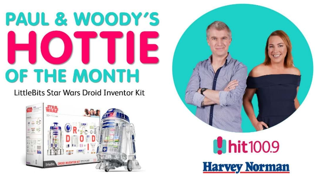 Win the hottest products from Harvey Norman