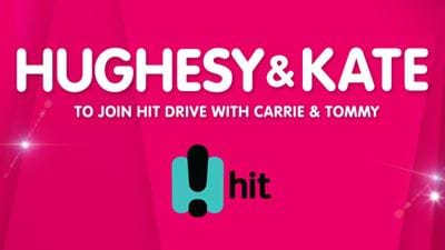Hughesy & Kate To Drive You Home Alongside Carrie & Tommy