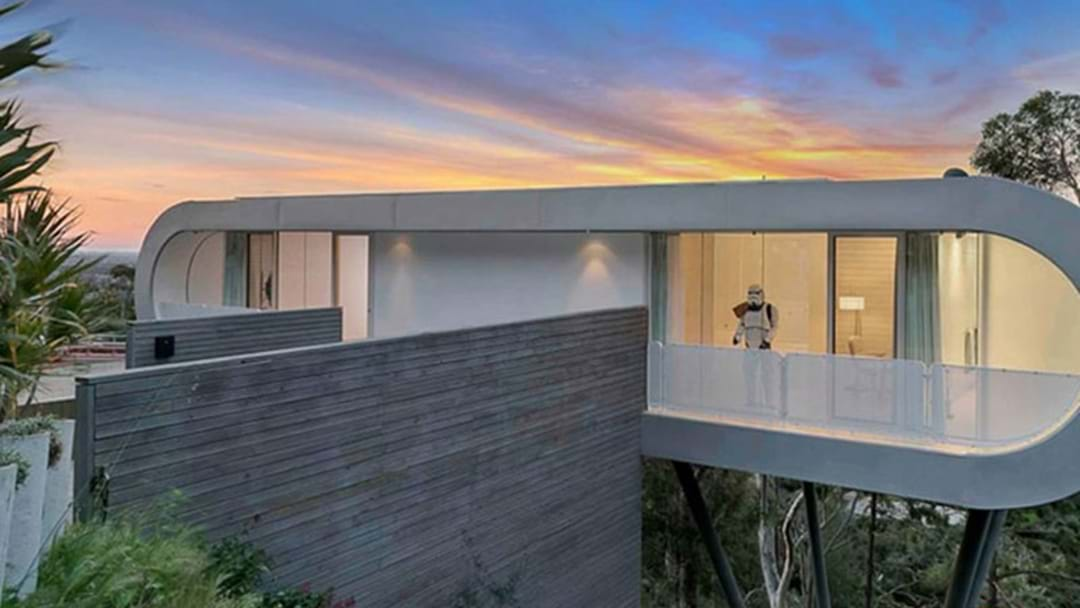 A Sci-Fi Inspired Home Is Up For Sale In Adelaide