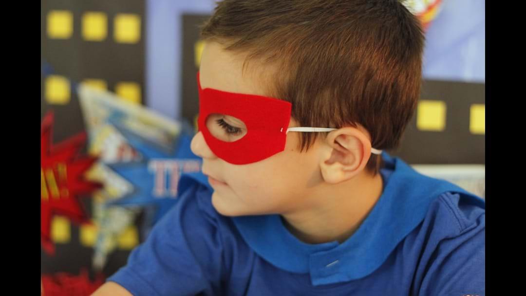 Children's Week Super Hero Family Day