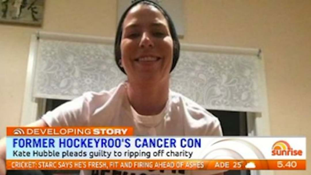Ex-Hockeyroo Who Claimed She Had Cancer To Get Cash To Be Sentenced