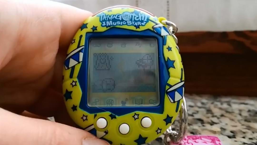 IMPORTANT: The Original Tamagotchi Is Coming Back Next Month!